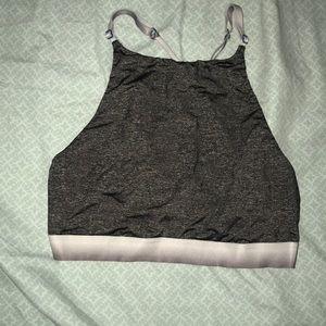 Sports bra/ crop top